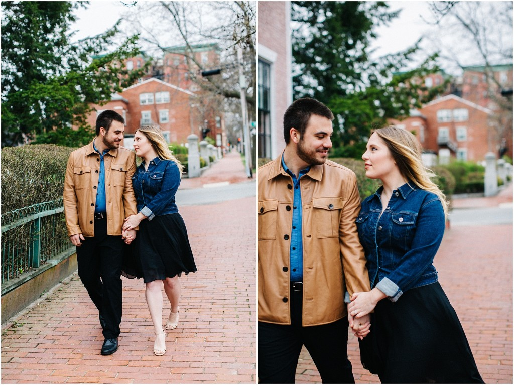 Maine Wedding Photographers, Coastal Maine Wedding Photographer, Portland Maine Engagement photoshoot, Portland Maine Engagement Photos