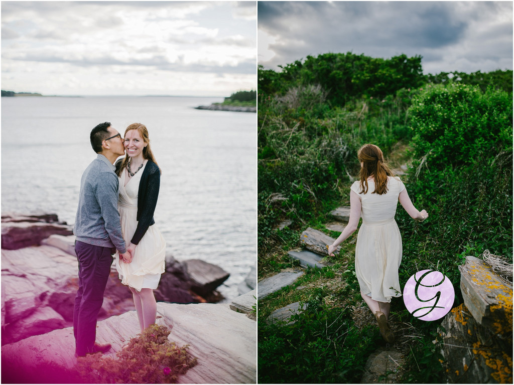 Engagement photographers in maine10