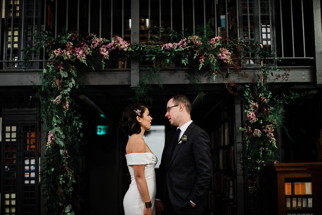 Portland Maine City Hall Elopement